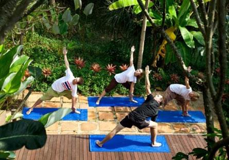DaraRehab yoga