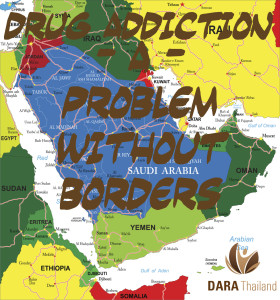Drug Addiction—A Problem without Borders