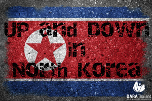 Up and Down in North Korea