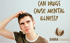 Can Drugs Cause Mental Illness