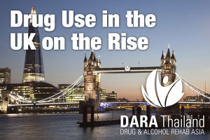 Drug Use in the UK on the Rise