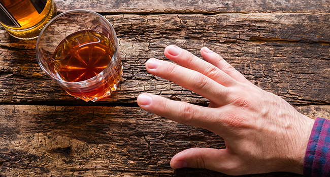 Secret Drinking - The Express Route To Alcohol Dependence -
