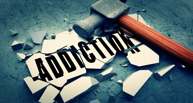 Drug addiction numbers