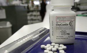 Dangerous Opioids - Oxycontin