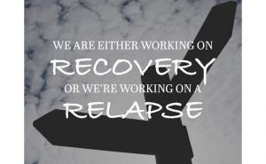 Recovering From A Relapse