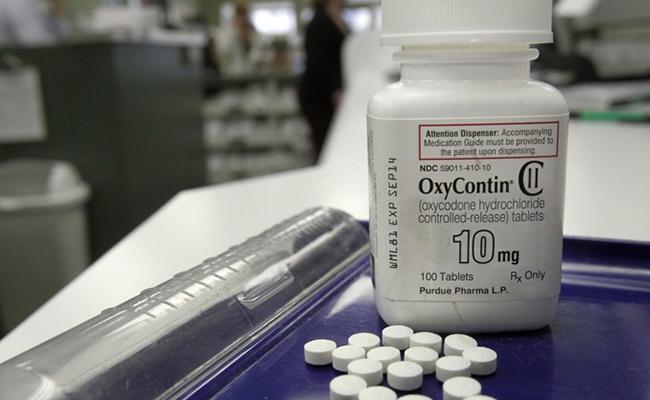 Opioid Prescription Addiction In Older Adults